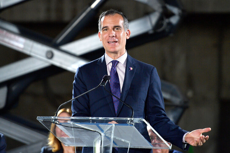 Mayor Eric Garcetti to deliver State of the City Address