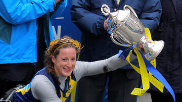 Boston Marathon - 2018 Boston Marathon Women's Wheelchair Winner:Tatyana McFadden