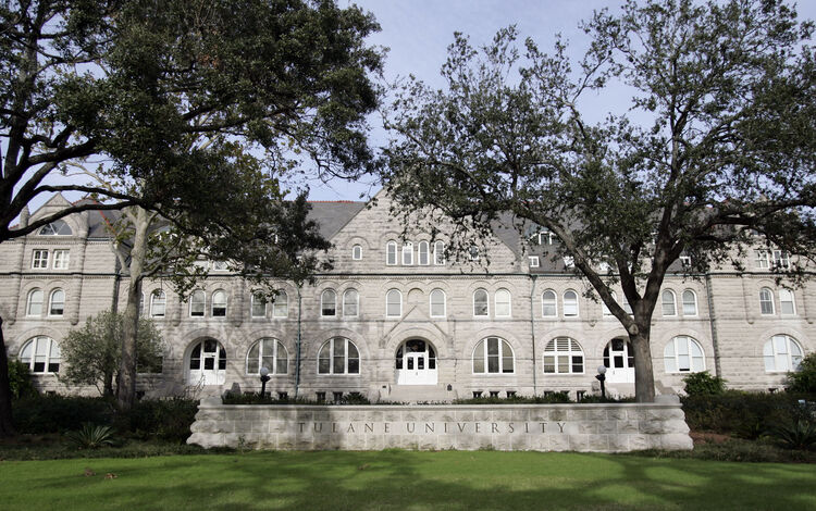 Tulane University Getty Images