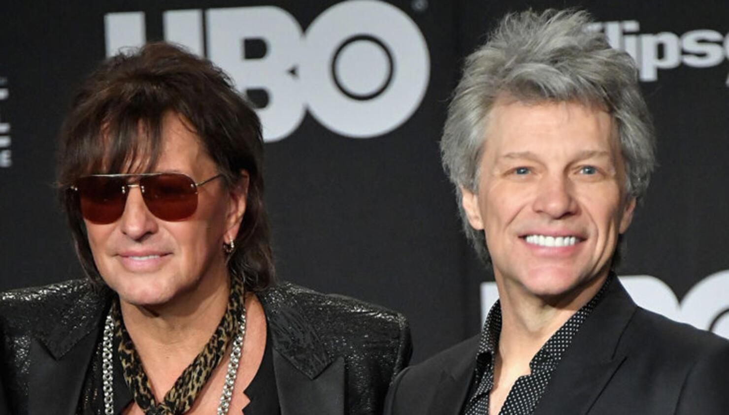 "Richie Sambora Would ""Never Say Never"" to Bon Jovi Reunion"