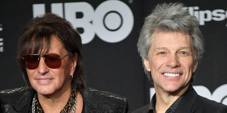 "Richie Sambora Would Consider Bon Jovi Reunion ""If He Asks Me"""