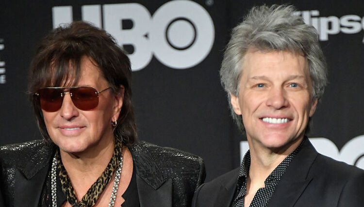 "Richie Sambora Would ""Never Say Never"" to Bon Jovi Reunion"