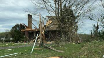 Photos - Pictures Of Tornado Damage in Lynchburg
