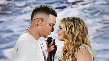 Amber Parker - Kane Brown and Lauren Alaina Perform What Ifs