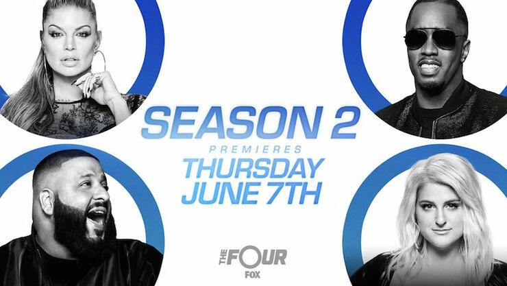 The Four Season 2 Premiere Date Revealed