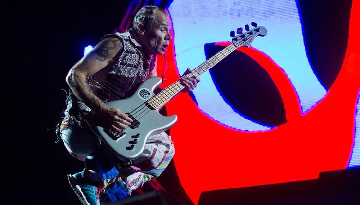 Flea Announces Release Date for Memoir