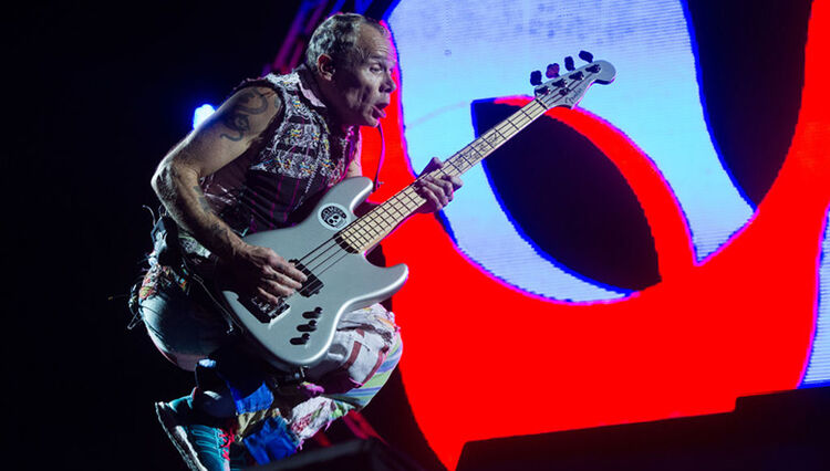 Flea Announces Release Date for Memoir