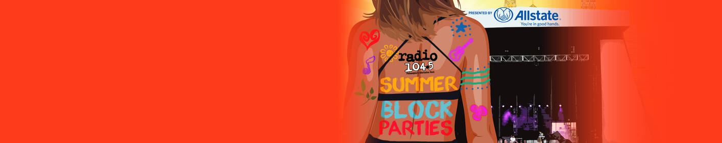 2018 Summer Block Parties: July 22nd w/ Blue October, Jukebox the Ghost, Knox Hamilton, Brother Sundance + Morgan Saint