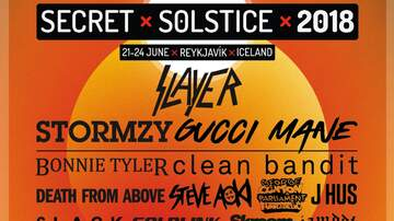 Evolution - Iceland's Secret Solstice Announces Phase 3 Lineup