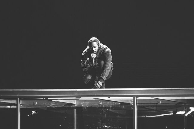 KENDRICK LAMAR (Getty Images)