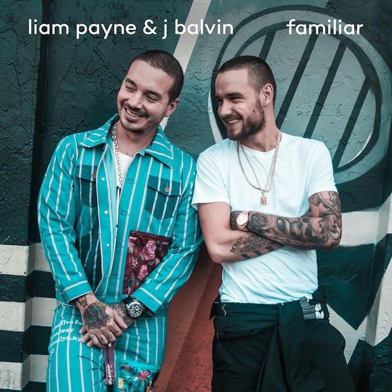 """Liam Payne & J Balvin - """"Familiar"""""""