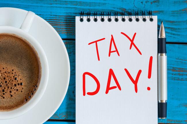 Tax Day!