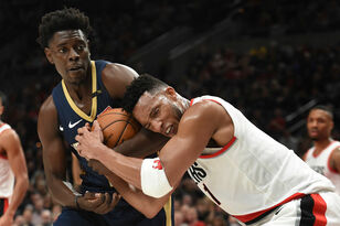 Blazers Hope To Bounce Back vs. Pelicans