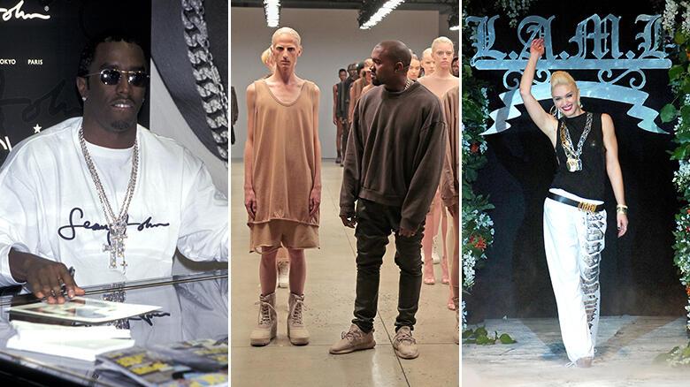 Celebrity Fashion Lines - forbes.com