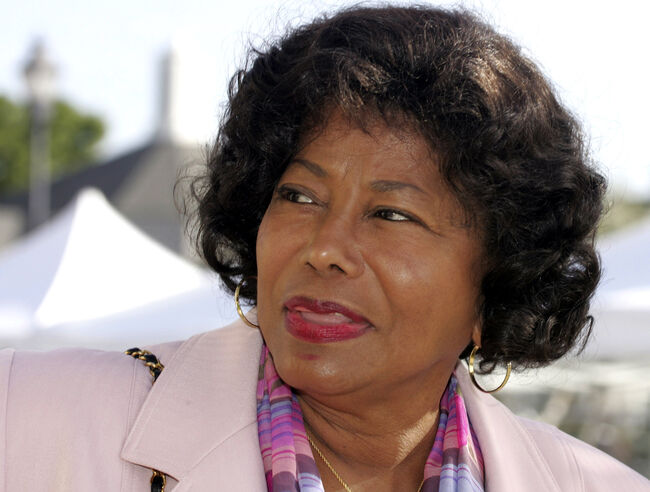 Katherine Jackson - Getty Images