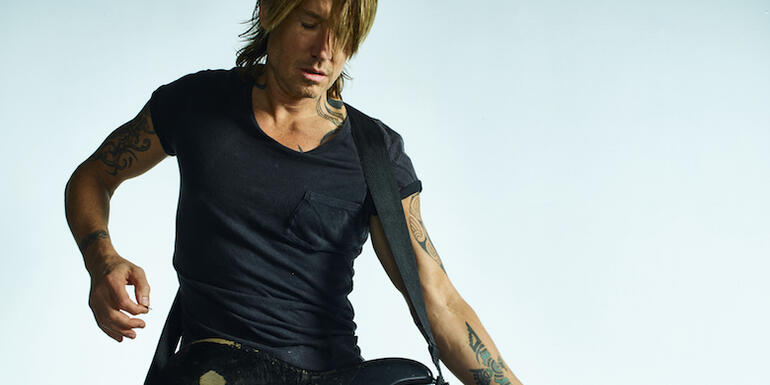Keith Urban to Celebrate 'Graffiti U' Early with Album Release Party