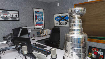 Studio X - The Stanley Cup Visits StudioX