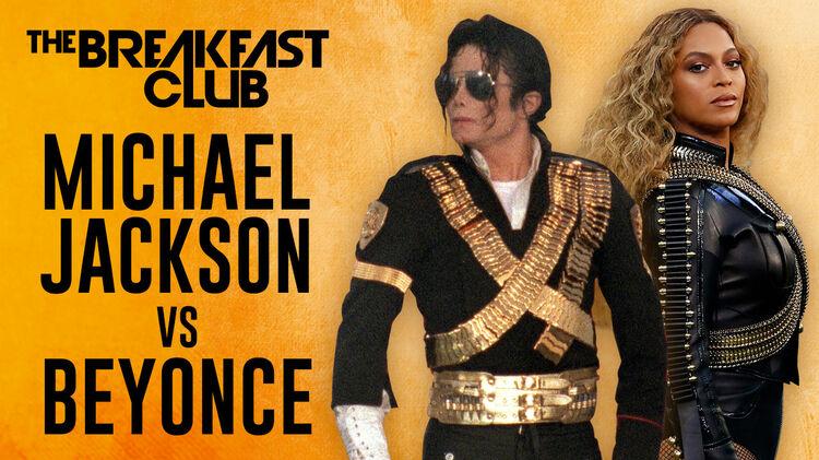Michael Jackson Beyonce