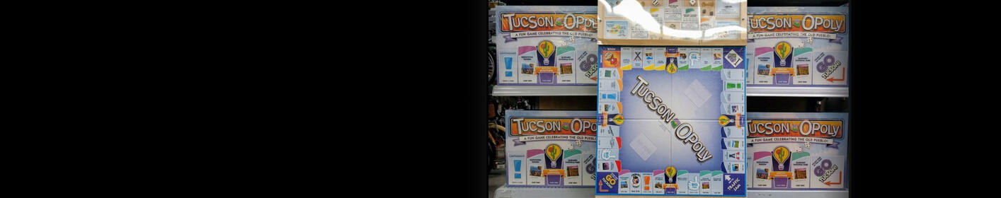 Tucson Opololy Board Game Is HERE!