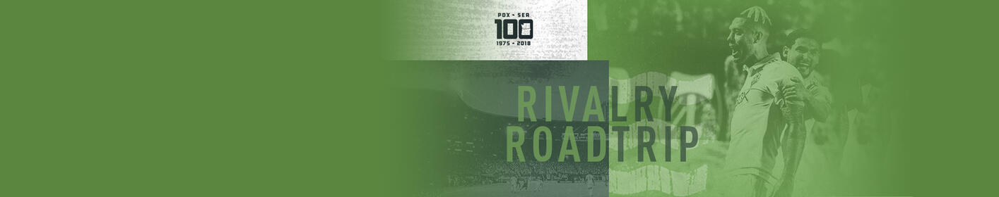 Win a trip to the Seattle Sounders FC Rivalry Road Trip to Portland!