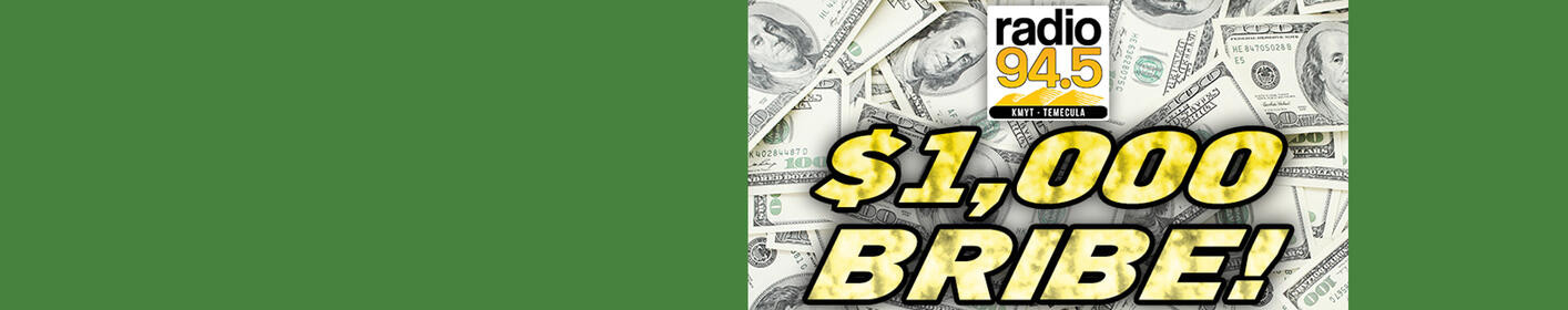 Listen For Your Chance To Win $1,000 Every Hour!