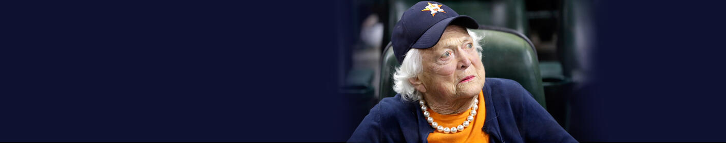 KTRH will cover the Barbara Bush funeral Saturday starting at 11 a.m.