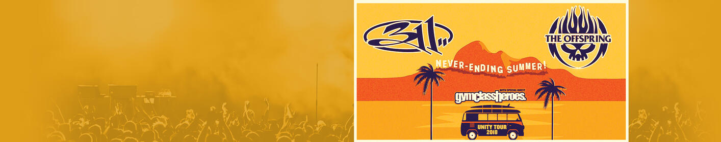 311 & The Offspring LIVE!