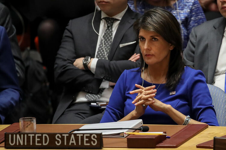 Nikki Haley - Getty Images