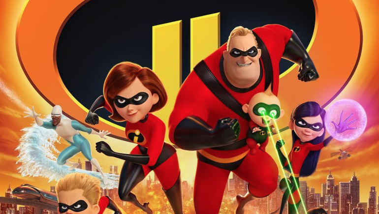 What 24 Yr Olds Care About: Disney Drops Trailer For Incredibles 2