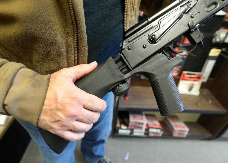 Bump Stock Getty Images