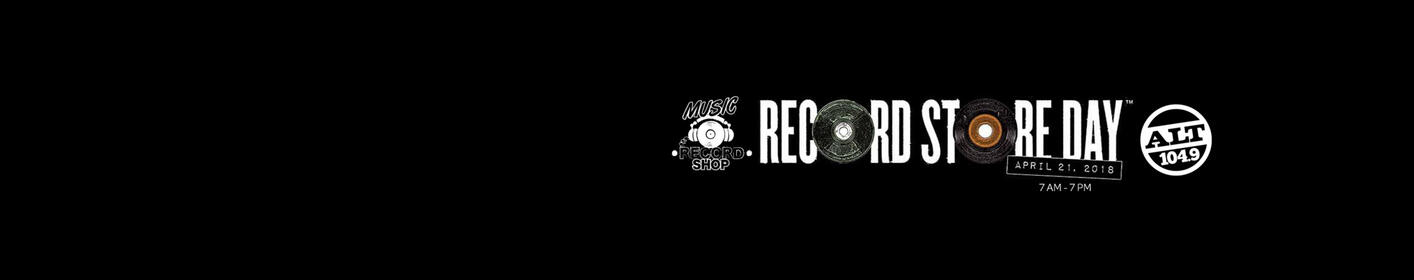 Join Fletcher April 21 at Music Record Shop for Record Store Day.