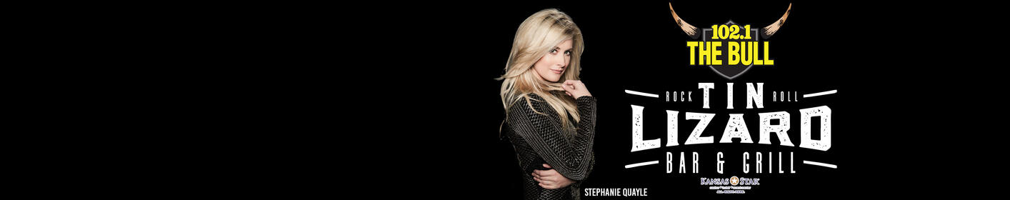 Win Tickets To See Stephanie Quayle & More At Kansas Star Casino!