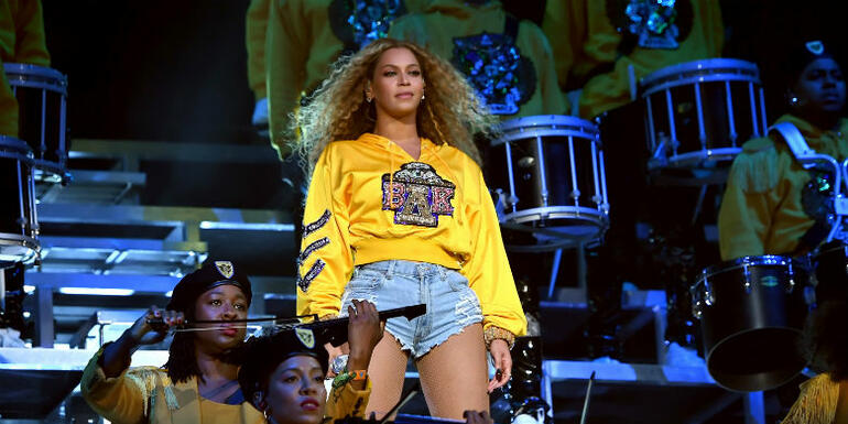 Beyonce's Coachella Performance Broke A Major YouTube Record