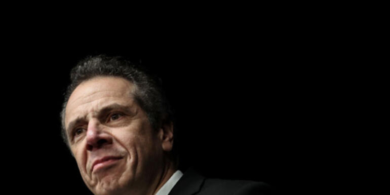 Cuomo Announces He'll Give Paroled Felons the Right to Vote