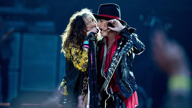 Aerosmith Is Planning 50th Anniversary Tour