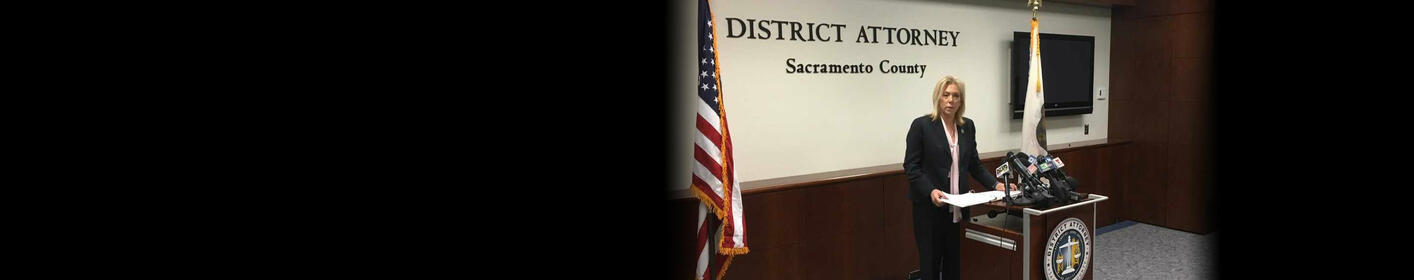 Sac County D.A. Addresses Officer-Involved Shootings