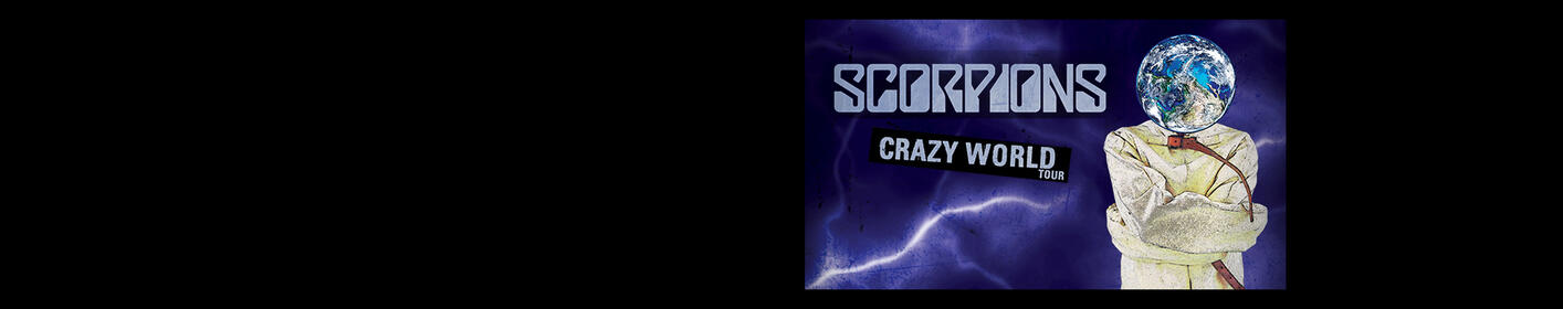 Listen at 5:40p to win Scorpions tickets!