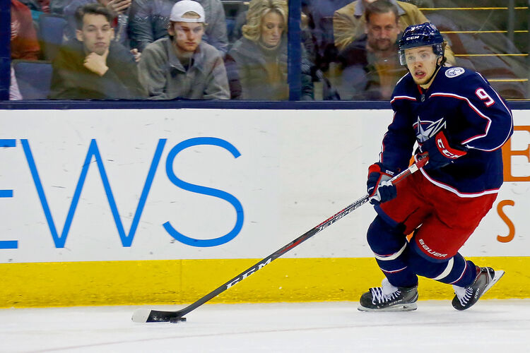 Artemi Panarin has been the best player on the ice through three games of the Jackets-Capitals series
