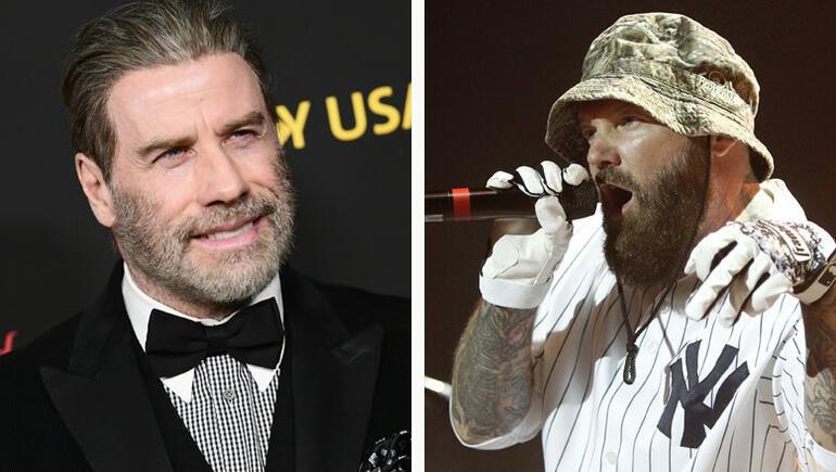 John Travolta's Favorite Director Is Limp Bizkit's Fred Durst