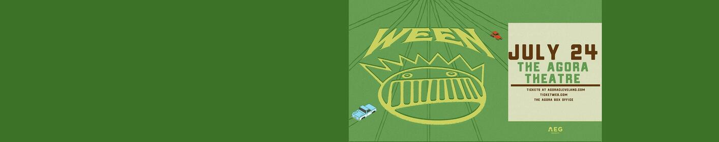 Win tickets to see Ween!