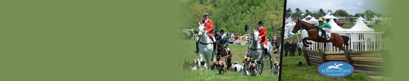 Win 4 Tickets & A Tailgating Pass for Point-to-Point Races at Winterthur!