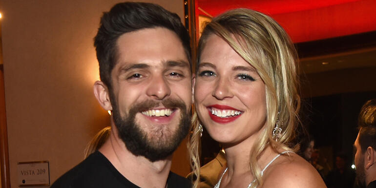Thomas Rhett's Wife Lauren Launches Jewelry Line To Support Uganda