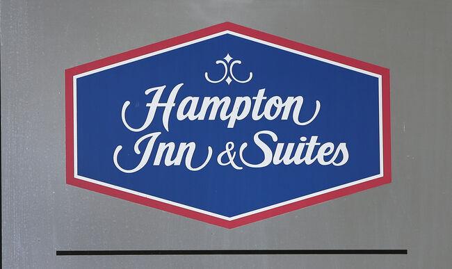 Hampton Inn Getty Images