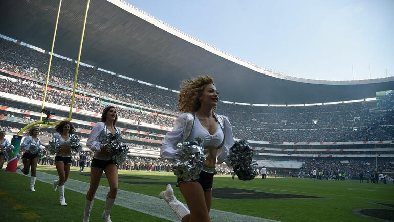 NFL Releases Info For Rams, Raiders And Chargers International Games