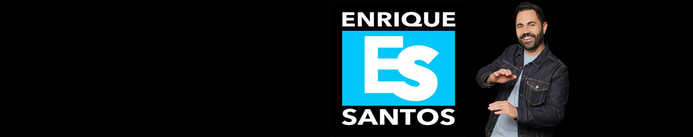 Enrique Santos on RUMBA! Weekdays 6am to 10am