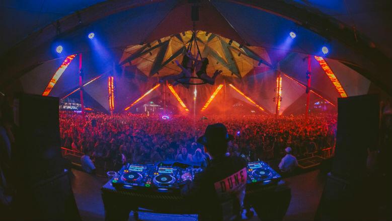 ZHU Unleashes Fall Tour Stops Amid Secret Coachella Performance