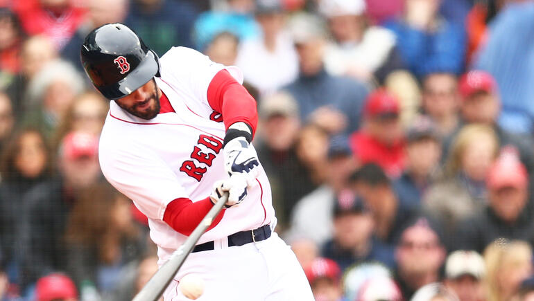 Red Sox Offense Is The Best In Baseball