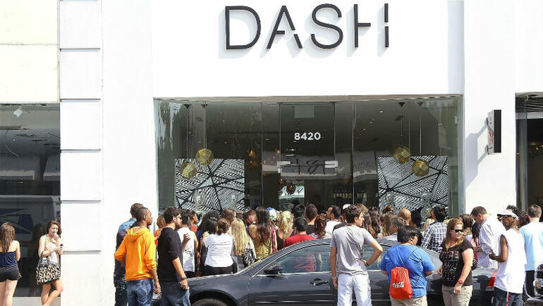 The Kardashians Are Closing DASH Stores After Nearly 12 Years Of Business
