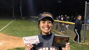 High School Sports - Girls Softball Highlights: Lyman Hall vs Sheehan
