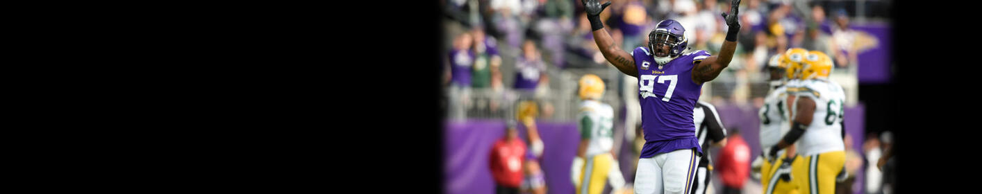 It's NFL DRAFT DAY! Get the latest Vikings news as we lead up to the Draft tonight...